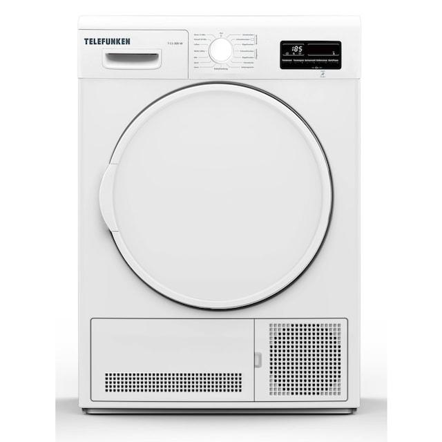 Telefunken Kondenstrockner (7 kg / B / weiß) »T-11-300-W«