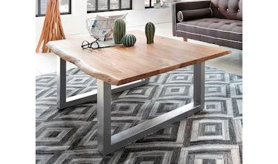 SIT Couchtisch »Tables&Tops«, mit silbernem Kufengestell kaufen