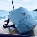 LA VAGUE Drybag »ISAR«, 40 Liter Wasserresistente Tasche in verschiedenen Farben