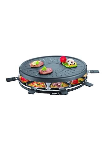 Severin Raclette RG 2681.902, 8 Raclettepfännchen, 1100 Watt kaufen