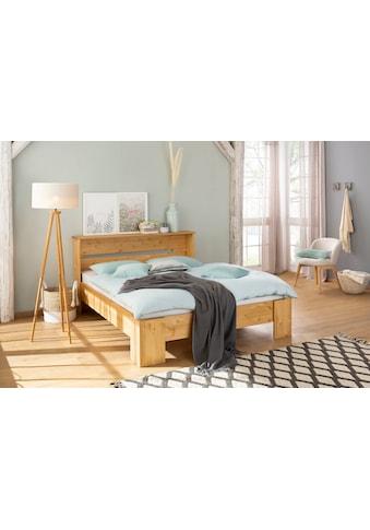 Home affaire Bett »Katryn«, aus Massivholz kaufen