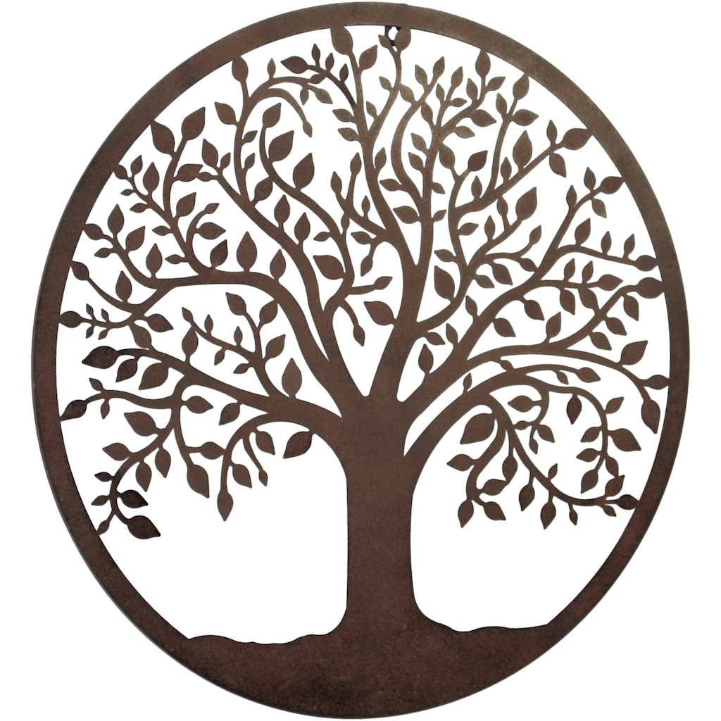 HOFMANN LIVING AND MORE Wanddekoobjekt »Wanddekoration«