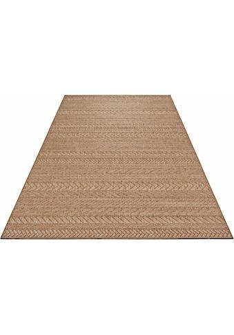 bougari Teppich »Granado«, rechteckig, 6 mm Höhe, Flachgewebe, In- und Outdoor... kaufen