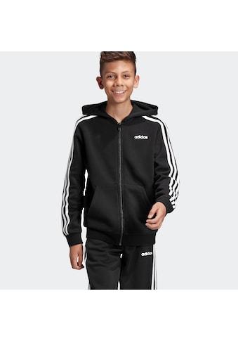 adidas Performance Sweatjacke »ESSENTIALS 3-STREIFEN KAPUZENJACKE« kaufen