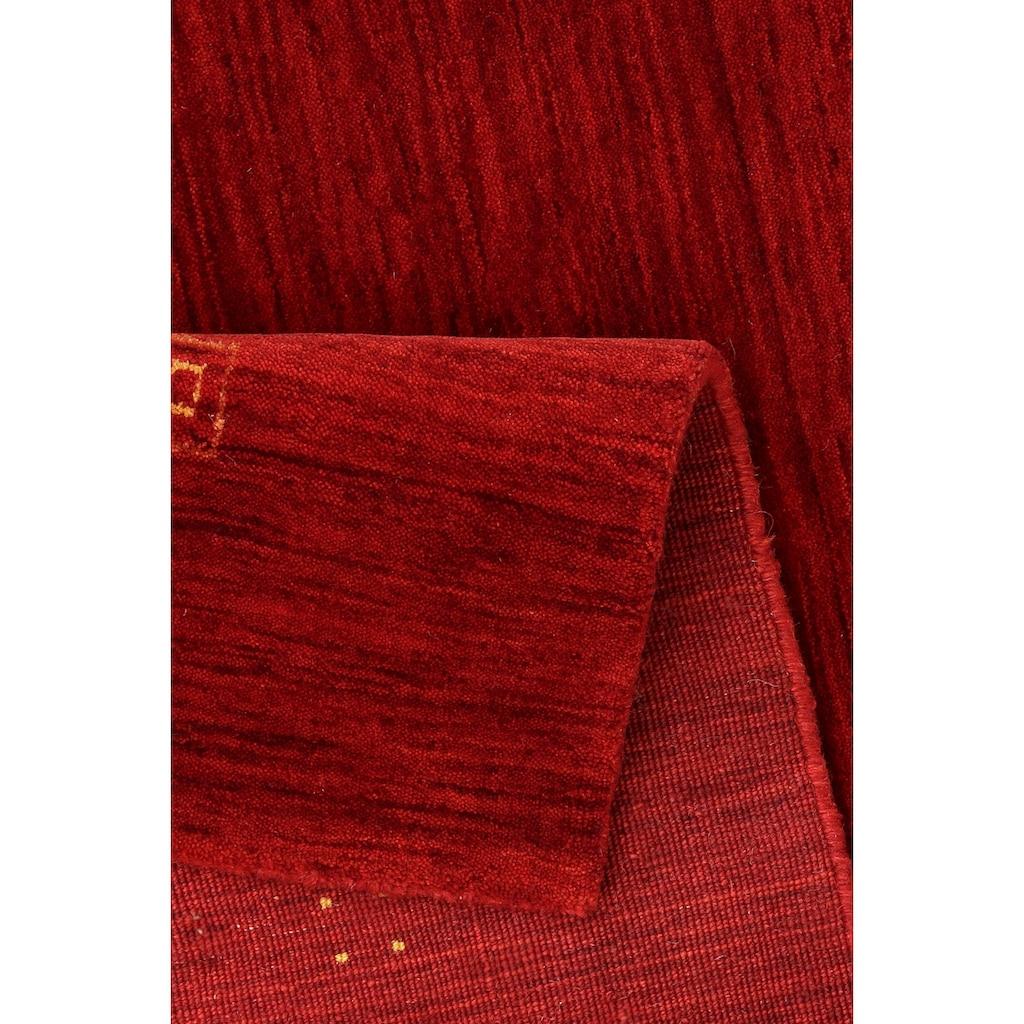 THEKO Orientteppich »Lori Dream 2«, rechteckig, 12 mm Höhe, handgeknüpft, Wohnzimmer