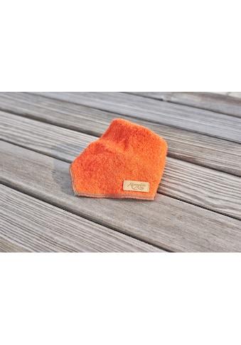 Alpenpfote Tier-Halsband, Textil, mit kontrastfarbiger Ziernaht - Made in Germany kaufen
