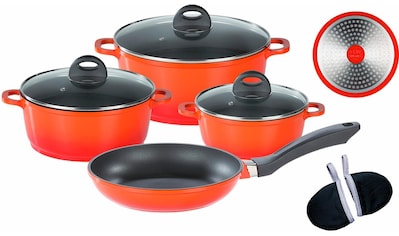 GSW Topf - Set »Gourmet Orange Shadow« (Set, 9 - tlg.) kaufen