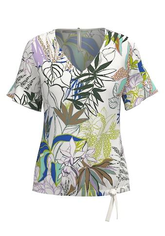 bianca Schlupfbluse »FLENI«, im modernen Jungle-Print in sommerlichen Farben kaufen