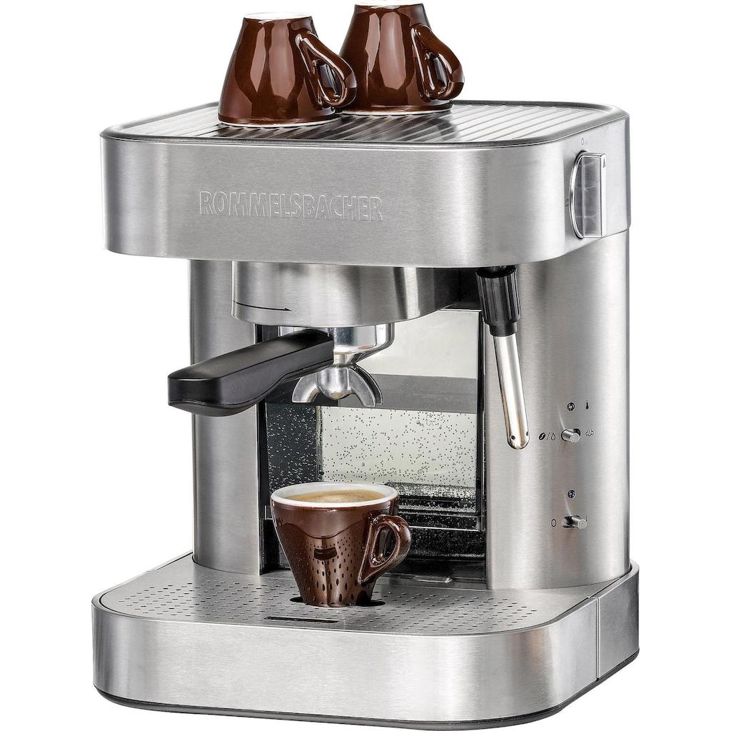 Rommelsbacher Espressomaschine »EKS 1510«