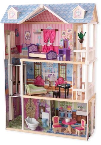 KidKraft® Puppenhaus »Mein traumhaftes Puppenhaus«, inklusive Möbel kaufen