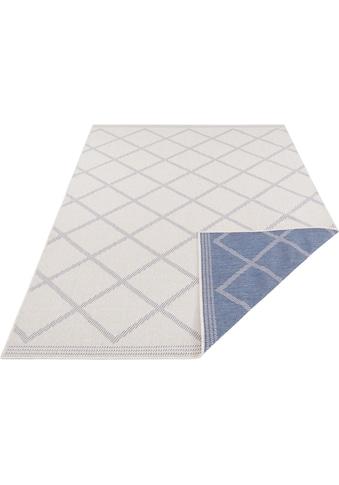 bougari Teppich »Corcica«, rechteckig, 5 mm Höhe, In- und Outdoor geeignet,... kaufen