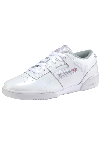 Reebok Classic Sneaker »Workout Low« kaufen