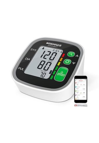 Soehnle Oberarm-Blutdruckmessgerät »Systo Monitor Connect 300«, mit Anbindung an die... kaufen