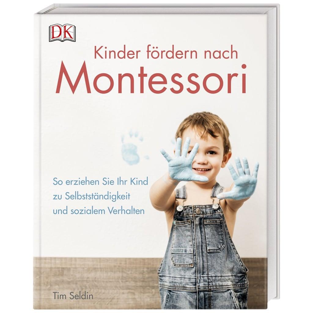 Buch »Kinder fördern nach Montessori / Tim Seldin«