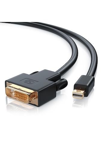 CSL Mini Displayport (miniDP) auf DVI Monitor Kabel kaufen