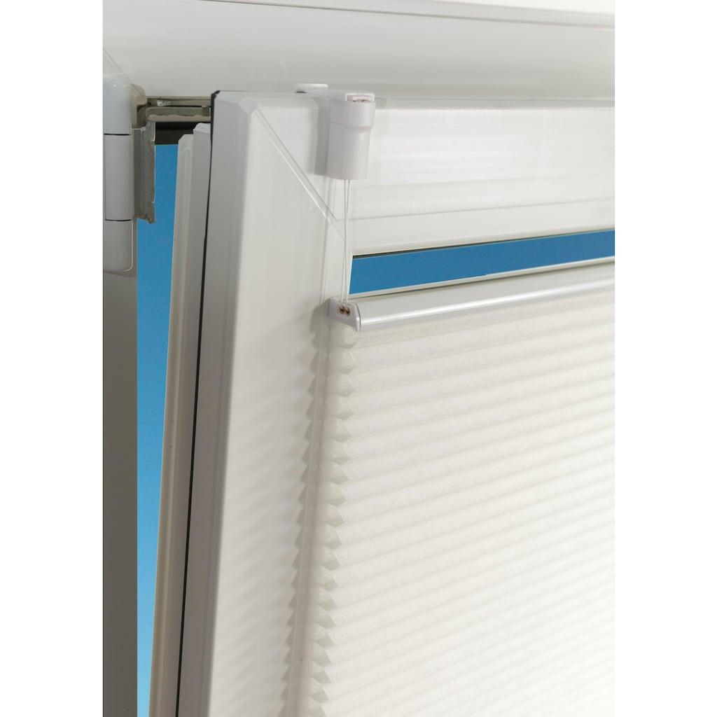 Kutti Wabenplissee »Lucy«, Lichtschutz, energiesparend, ohne Bohren, verspannt, Lichtschutz, blickdicht