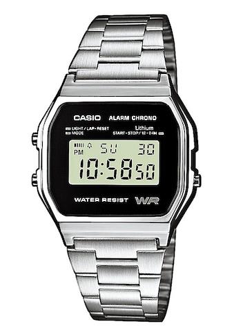 CASIO VINTAGE Chronograph »A158WEA-1EF« kaufen