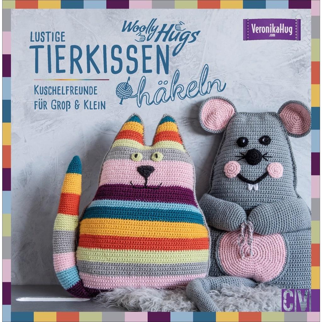 Buch »Woolly Hugs Lustige Tierkissen häkeln / Veronika Hug«
