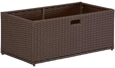 MERXX Auflagenbox, Polyrattan kaufen