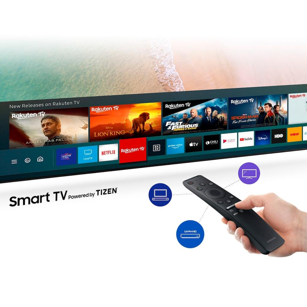 "Samsung LED-Fernseher »GU65TU8079«, 163 cm/65 "", 4K Ultra HD, Smart-TV"