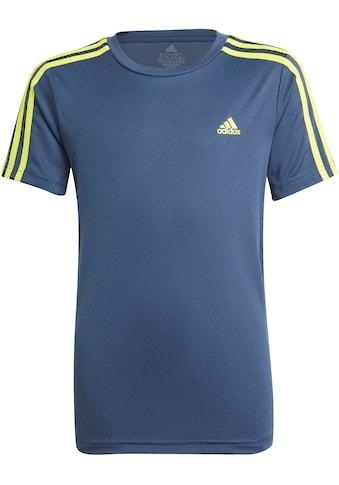 adidas Performance Funktionsshirt »ADIDAS BOYS DESIGNED 2 MOVE 3 STRIPES T-SHIRT« kaufen