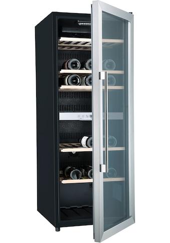 Hanseatic Weinkühlschrank HWC77GCIA, für 77 Standardflaschen á 0,75l kaufen
