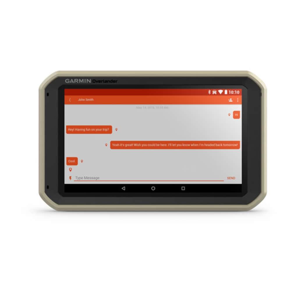 Garmin PKW-Navigationsgerät »Overlander«
