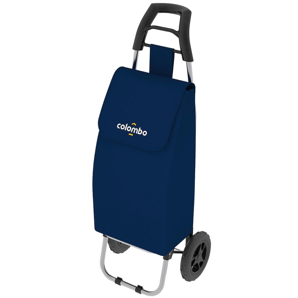 Trolley mit wasserdichten Taschen