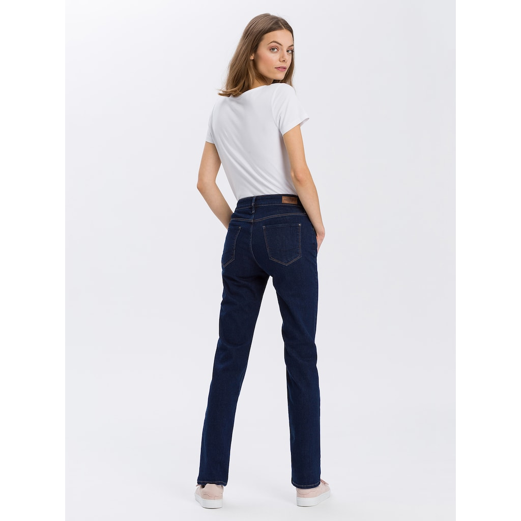 Cross Jeans® Regular-fit-Jeans »Rose«, Weiche Denim-Qualität