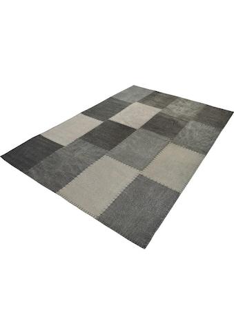 Kayoom Teppich »Lyrical 110«, rechteckig, 10 mm Höhe, Wohnzimmer kaufen