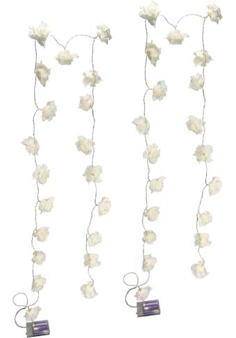 I.GE.A. LED - Lichterkette »Rose« kaufen