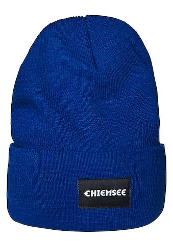 Chiemsee Strickmütze »Mütze Unisex« kaufen