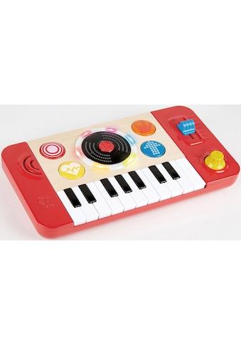 Hape Spielzeug-Musikinstrument »DJ-Mischpult«, mit Licht & Sound kaufen