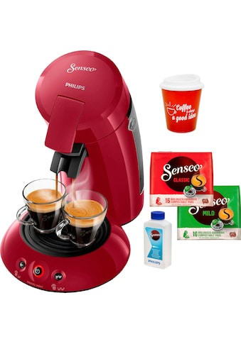 Senseo Kaffeepadmaschine »HD6554/90 New Original«, inkl. Gratis-Zugaben im Wert von... kaufen