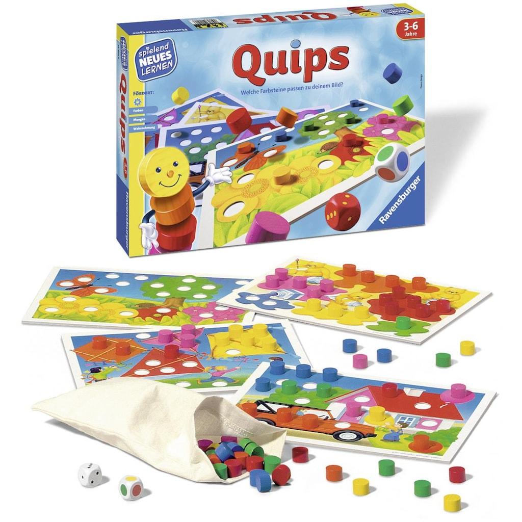 Ravensburger Spiel »Quips«, Made in Europe, FSC® - schützt Wald - weltweit