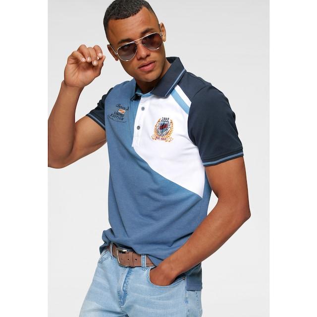 Bruno Banani Poloshirt, Piqué