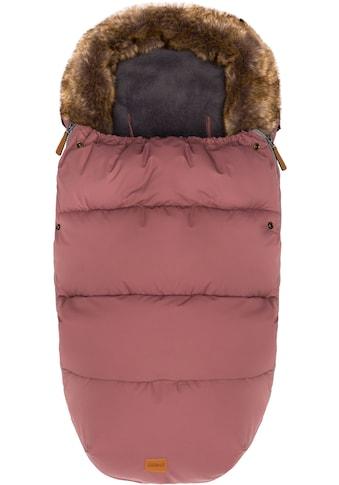 Fillikid Fußsack »Manaslu Winterfußsack, altrosa« kaufen
