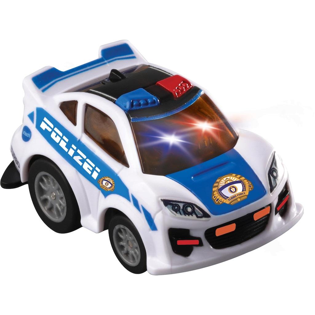 Vtech® RC-Auto »Turbo Force Racers - Police Car«, mit Licht- und Soundeffekten