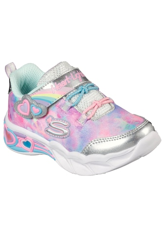 Skechers Kids Sneaker »SWEETHEART LIGHTS LOVELY DREAMS«, mit gepolsterter Innensohle kaufen