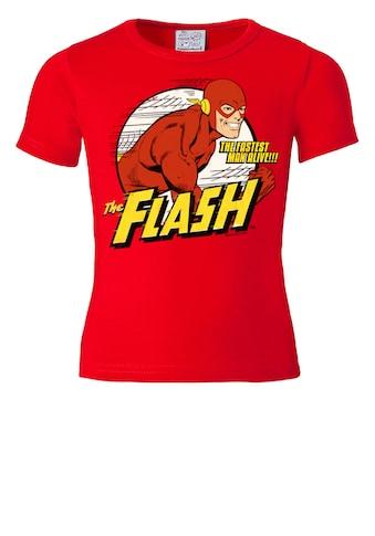 LOGOSHIRT T-Shirt mit coolem Superhelden-Print kaufen