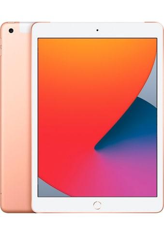 "Apple Tablet »Apple iPad Wi-Fi + Cellular 128GB Tablet (10,2"", 128 GB, iPadOS, 4G (LTE)« kaufen"