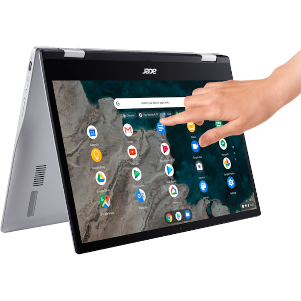 """Acer Convertible Notebook »Chromebook Spin 513 CP513-1H-S72Y«, (33,8 cm/13,3 """" Qualcomm Snapdragon™ Snapdragon 7180 C\r\n 64 GB SSD)"""