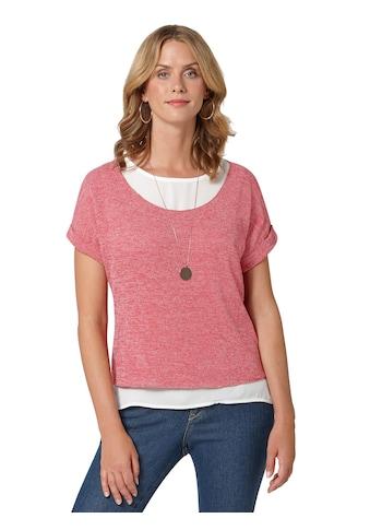Ambria Shirt im Sommerstrick kaufen
