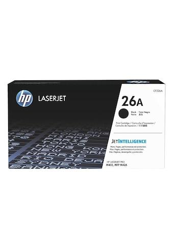 HP Druckkassette 26A kaufen
