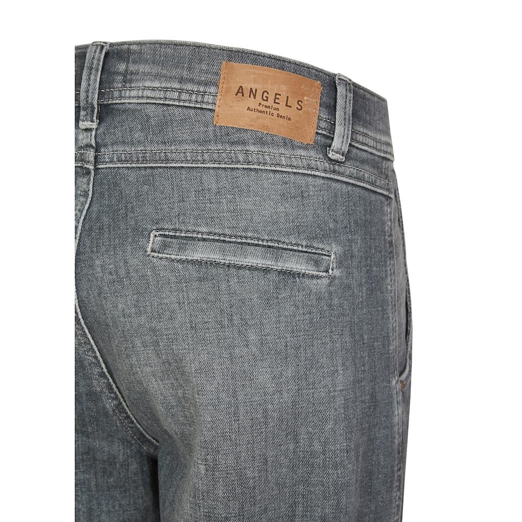 ANGELS Jeans 'Lisa' mit weitem Bein