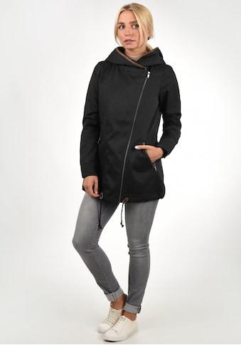 Vero Moda Parka »Pola«, Übergangsjacke mit seitlich versetztem Reißverschluss kaufen