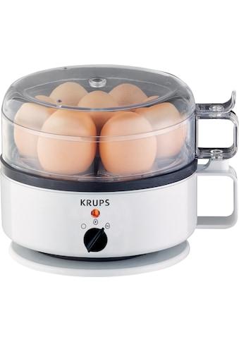 Krups Eierkocher »F23070«, für 7 St. Eier, 400 W, mit Wasserstandsanzeige, Koch- und... kaufen