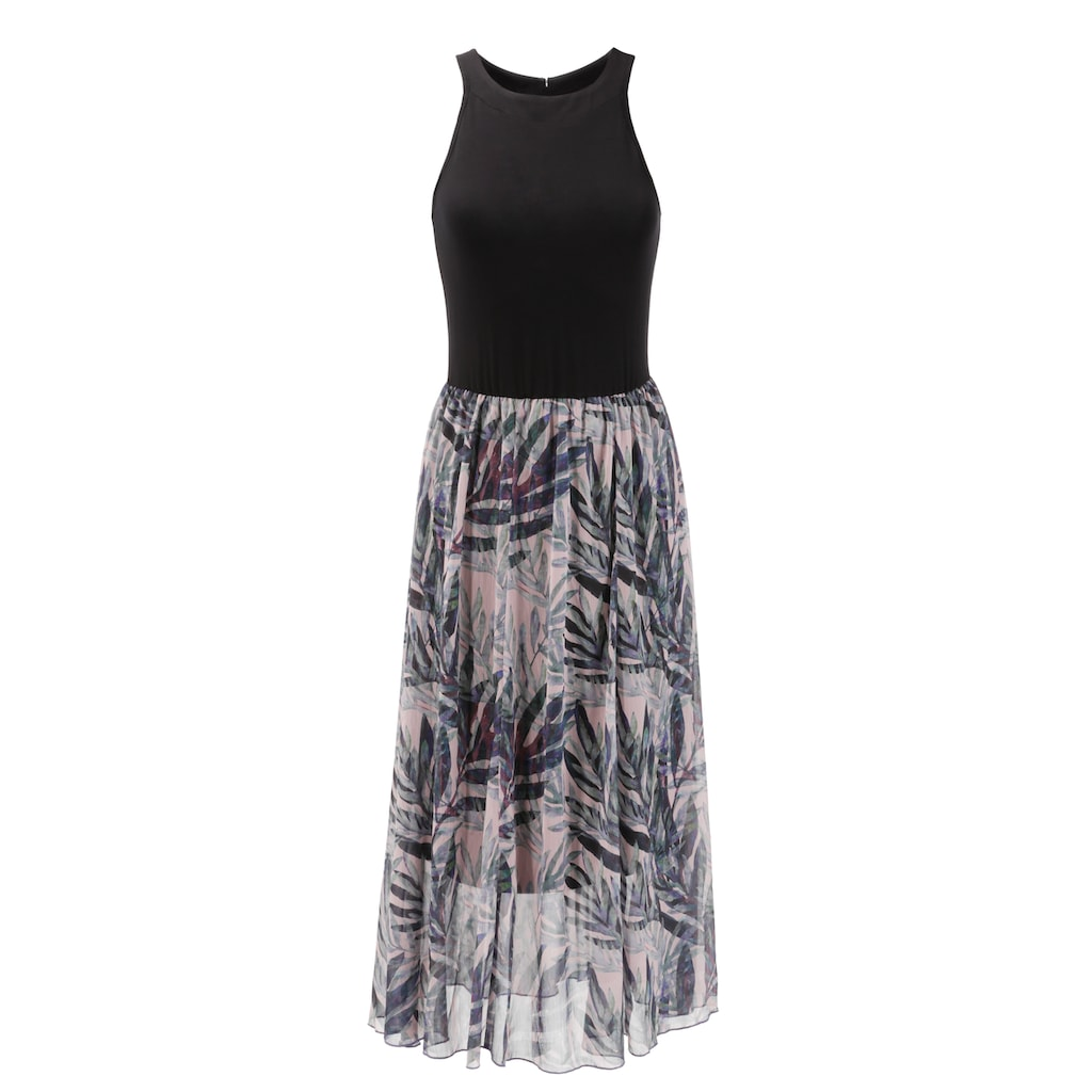 Aniston SELECTED Sommerkleid, im Jungle-Print