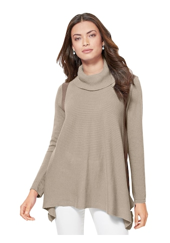Creation L Pullover in ausgefeilter Schnittführung kaufen