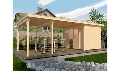 weka Gartenhaus »225 B Gr.1« kaufen